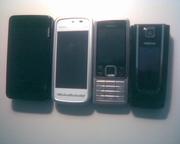Сотовые телефоны б/у