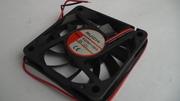 Вентилятор 60х60х10мм. 12В