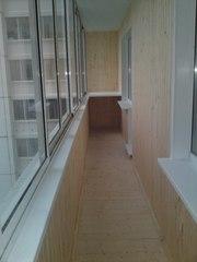 Остекление балконов и лоджий по низким  ценам в Перми. Рассрочка 0%