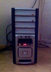 Мощный компьютер.