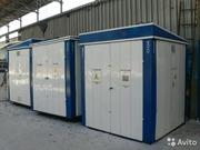 КТПТ - КТП контейнерного типа 630;  1000 кВА / 6(10) / 0, 4 кВ