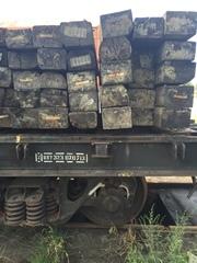 Утилизация деревянных шпал б/у 3класс опасности.975