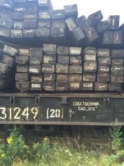 Шпалы бу деревянные пропитанные