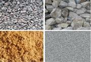 ПГС,  песок,  грунт,  отсев,  гравий,  щебень,  керамзит,  торф