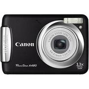 продам Цифровой фотоаппарат CANON PowerShot A480 чёрный